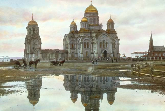 Irkutsk Cathedral, 1901